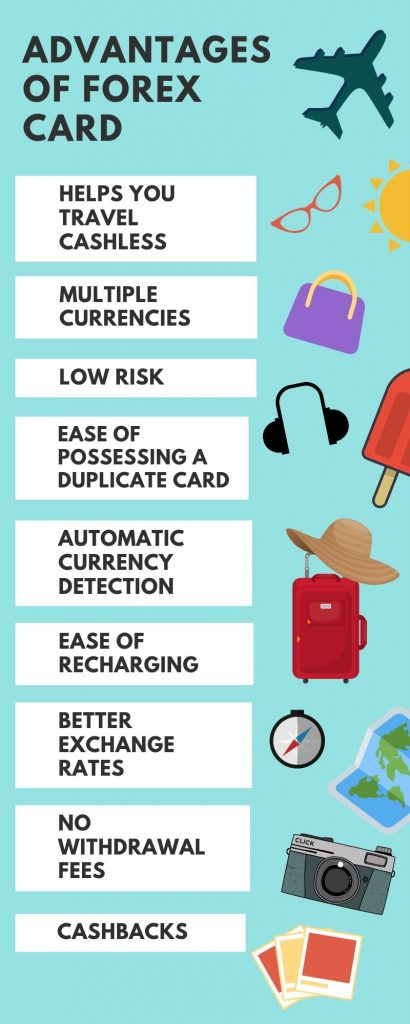 Disadvantages of forex card